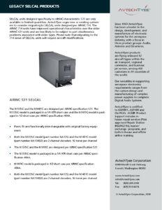 thumbnail of ARINC 531 Decoders Updated