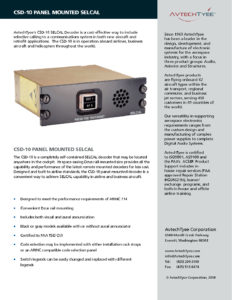 thumbnail of CSD10 Brochure Updated