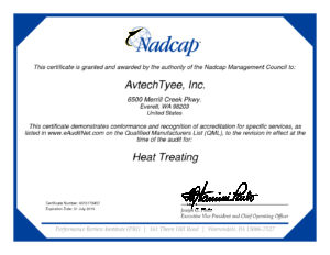 thumbnail of Heat Treat Certificate 2017