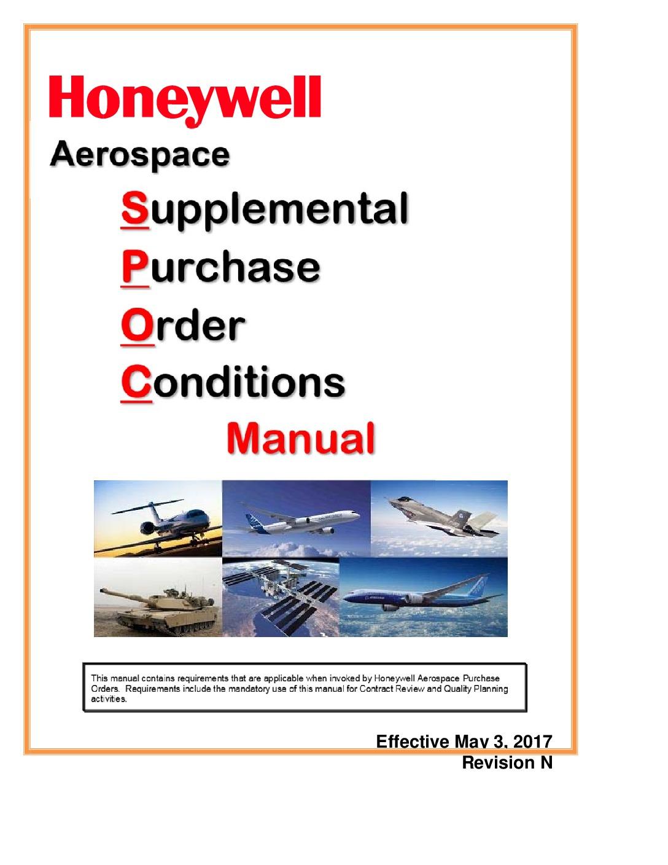 TRANSICOIL Honeywell SPOC