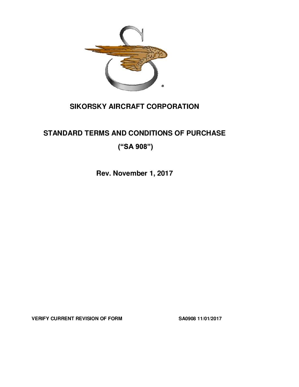 TRANSICOIL Sikorsky T&C