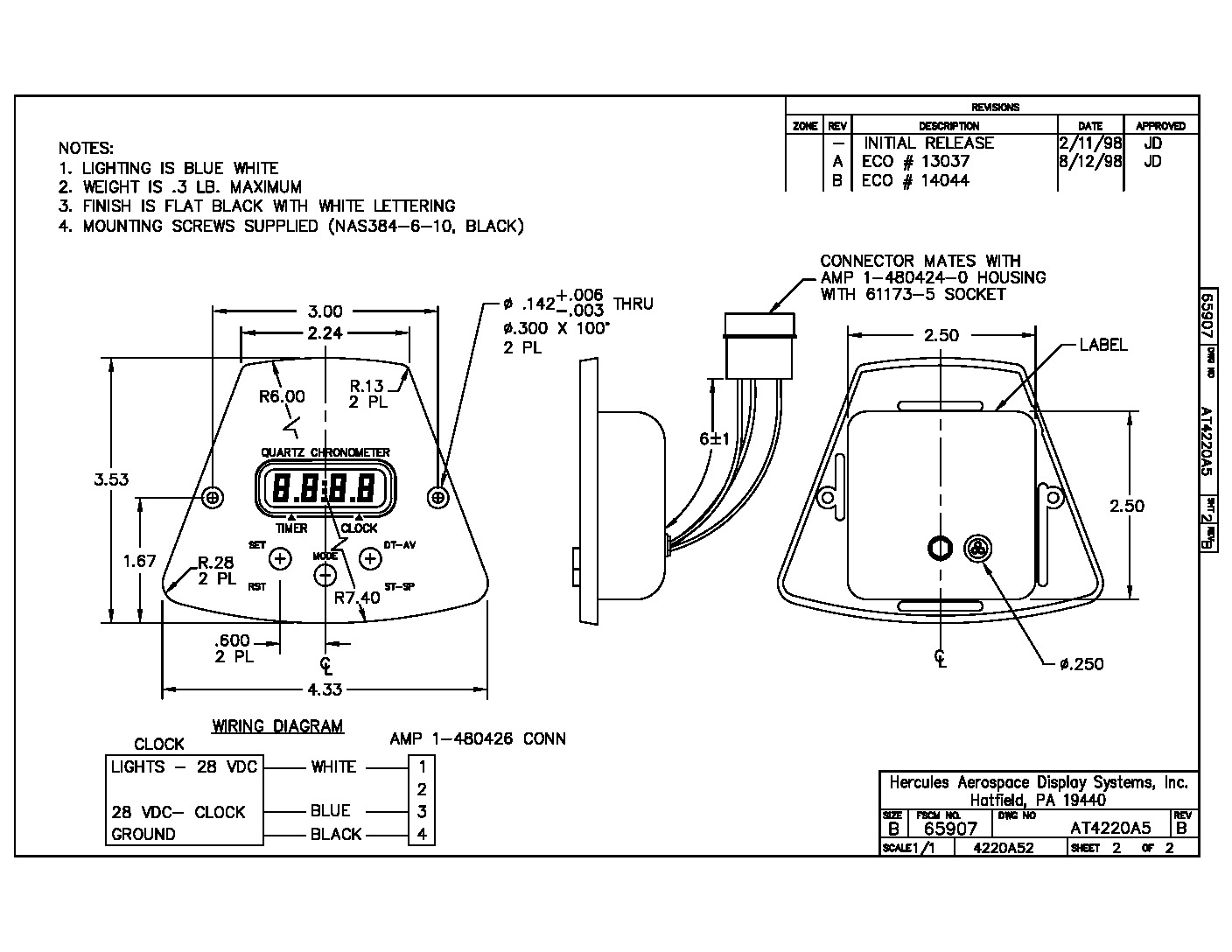 thumbnail of Ads lc-2a5 Install Drawing